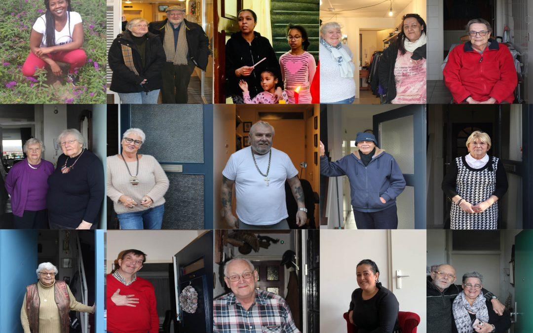 100 gezichten uit Tilburg West