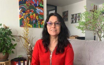 Gezicht uit West: Gloria van der Laan