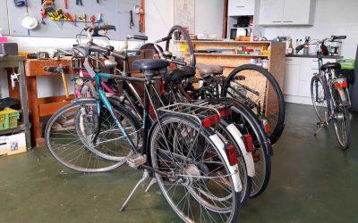 Laat je fiets repareren bij de Bike Repair Shop van WIJ West